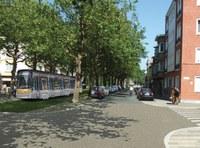 Projet du Tram 9