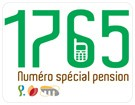 Numéro spécial gratuit pour les pensions