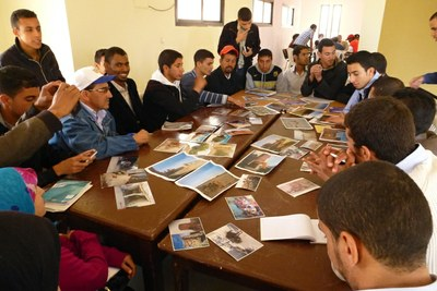 Sidi Bibi & Belfaa (vorming jongeren - debat)