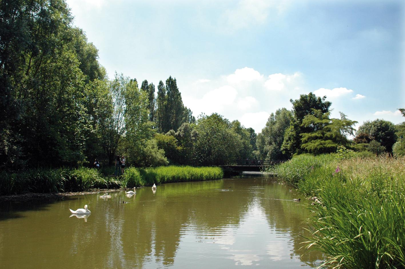 Het Boudewijnpark