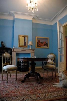 Interieur René Magritte Museum